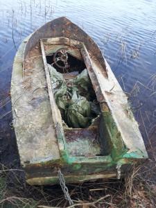 Trevlig båt!