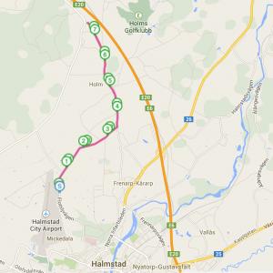Wapnö 15 km