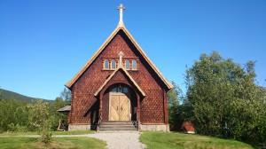 Kvikkjokk kyrka