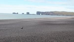 Svarta stranden!