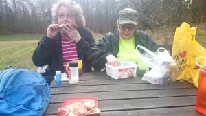 Ätande damer