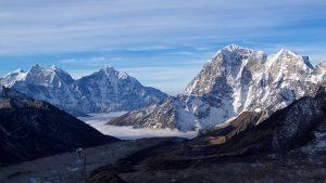 Vy från toppen av Kala Patthar. Foto: Conny Andersson