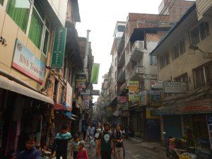 Vårt hotell i Kathmandu