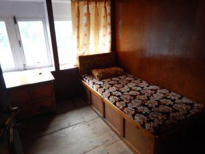 Min säng i Phakding