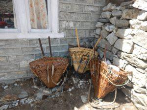 """""""Väskor"""" tillhörande vilande bärare"""