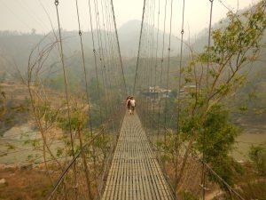 Bron över Trisulis