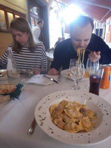 Klassisk italiensk mat