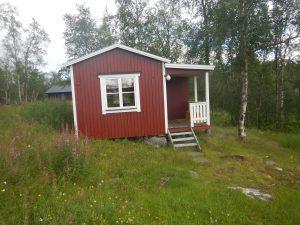 Min stuga i Adolfström